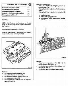 Transmission Repair Manuals Dp0  Al4