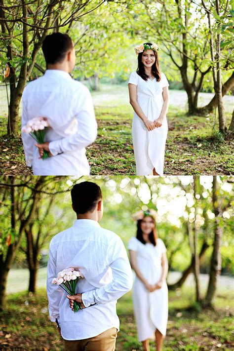 foto prewedding baju putih mainmata studio