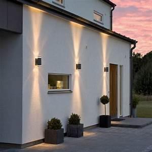 Luminaire Exterieur D Angle : eclairage d 39 ext rieur noir jardin secret millumine ~ Edinachiropracticcenter.com Idées de Décoration