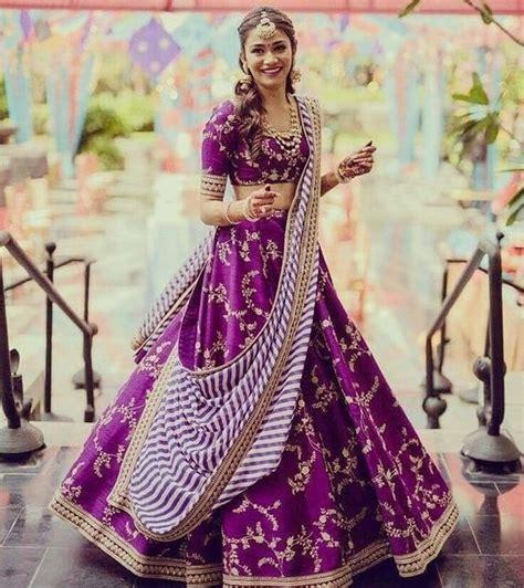 how to drape a lehenga dupatta how to drape lehenga dupatta in different ways quora