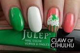 Julep Irish Flag (Teri, Nicolette, Payton) Cupcake Nail Ar ...