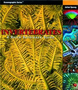 Invertebrates  A Quick Reference Guide