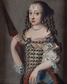 Anna Sophie of Denmark, later Electress of Saxony by ...