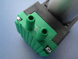 12v Small Vacuum Pump    High Vacuum Low Noise    Negative