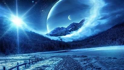 Starry Night Wallpapers Sky Pixelstalk Wide Mountains