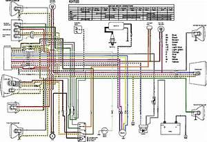 Wiring Diagram Speedometer Megapro
