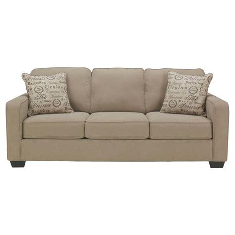 ashley furniture sofa bed vintage casual queen sofa sleeper ashley furniture ebay