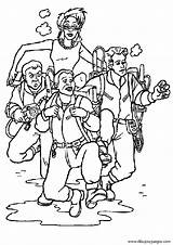Dibujos Pintar Colorear Dibujo Imprimir Dibujosyjuegos Juegos Ghostbuster Coloring Credit Larger sketch template