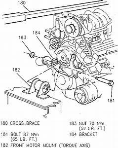 2001 Buick Lesabre Belt Diagram