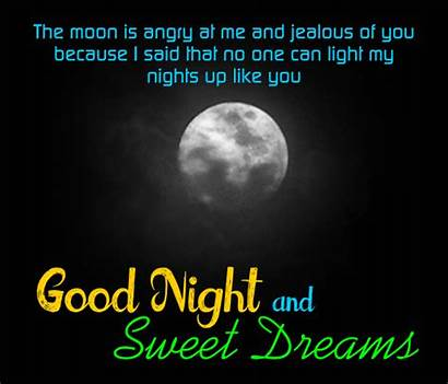 Moon Angry Goodnight Night Send Ecard Customize