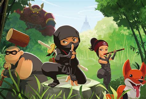 Cyber Group Seals First Mini Ninjas Deals