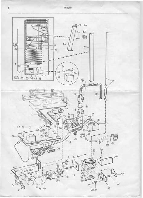 1983 fleetwood pace arrow owners manuals dometic refridgerator rm 1303 parts manual