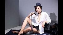 周韋彤 翻開寫真新一頁|GQ Beauty - YouTube