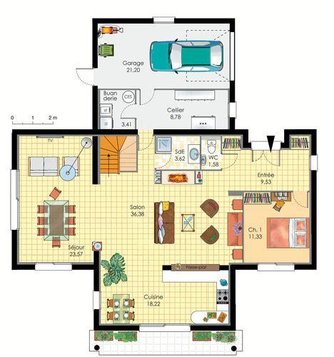equiper sa cuisine pas cher maison d 39 architecte dé du plan de maison d