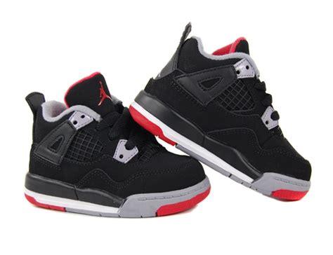 jordan preschool sizes air retro iv bred toddlers sneaker 891