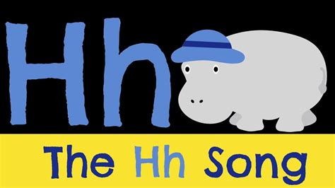 letter h song the letter h song 22876