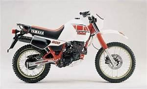 Yamaha Xt600 Service Manual
