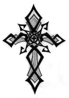 Line Design Art crosses | Cross Rose by TheLob | Gourds | Pinterest | Best Design art ideas