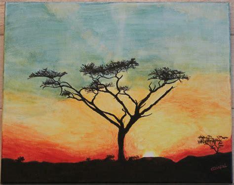 peinture a l acrylique sur toile peintures toile peinture acrylique paysage a 6162491 mg 4678 4d9d5 ada72 big photo de afrique