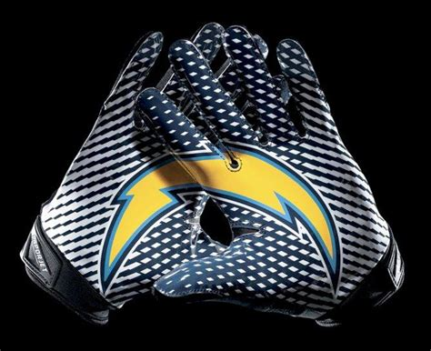 San Diego Chargers New Nike Uniforms