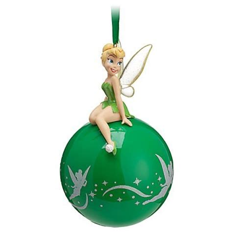 tinkerbell christmas tree ornaments add a lil pixie to