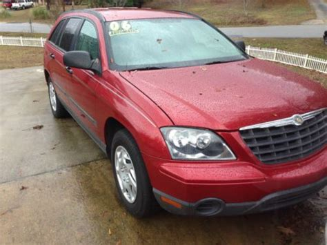 Purchase Used 2006 Chrysler Pacifica Base Sport Utility 4