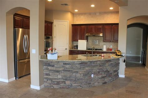 tiled kitchen island like the small kitchen concept and can island with 2789