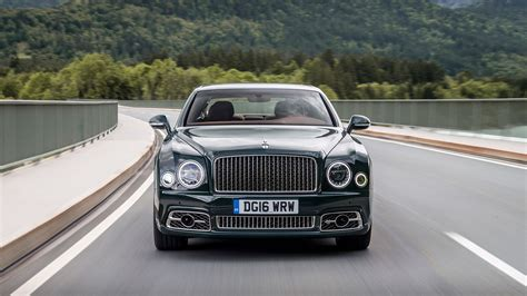 Review Bentley Mulsanne by Bentley Mulsanne 2016 Review Car Magazine