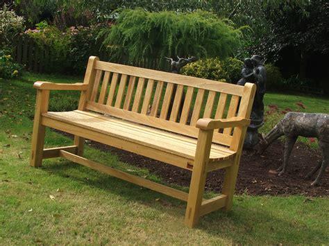 Park Bench Wood Slats
