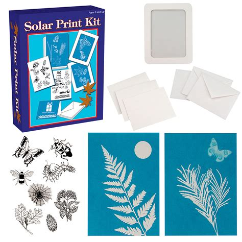 solar prints solar print kit the alzheimer s site