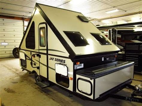 haylettrvcom  jayco jay series sport  hardside popup camper youtube