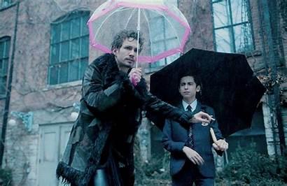 Umbrella Academy Five Klaus Number Oops Tear