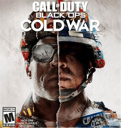Cold War Duty Call Ops Xbox Series