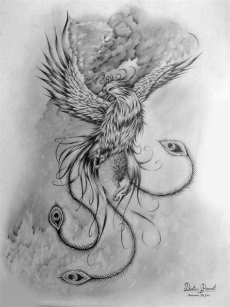 Pheonix by DustinProvost.deviantart.com on @deviantART | Tattoo | Tattoo drawings, Phoenix