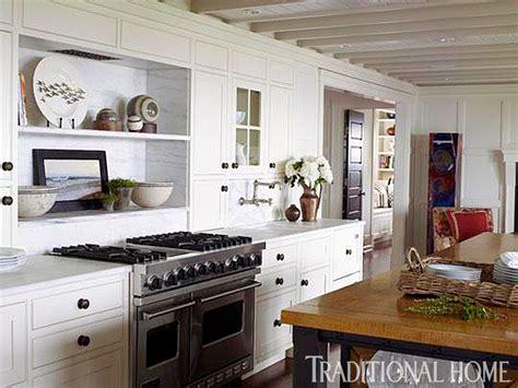 enamel kitchen cabinets nantucket shingle style traditional home 3563
