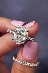 27 oval engagement rings that every dreams oh so