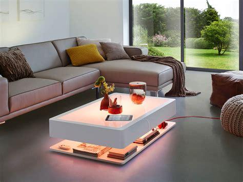 Couchtisch Mit Licht by Wohnzimmer Couchtisch Led Beleuchtet Ora Home Led Pro Moree