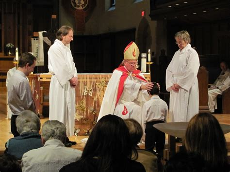 Baptism and Confirmation Ministries St Francis in the