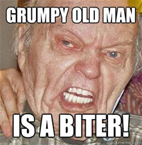 Grumpy Old Men Meme - tags assigned to this article memes