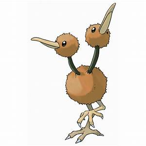 Pokemon Fusion Doduo And Bellsprout Images | Pokemon Images