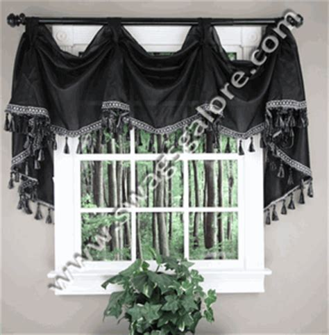 how to hang swag curtains how to hang victory valances tips by manny