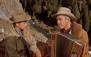 Night Passage (1957) starring James Stewart, Audie Murphy ...