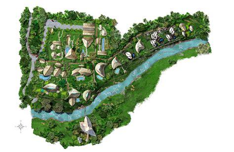 projects green village bali