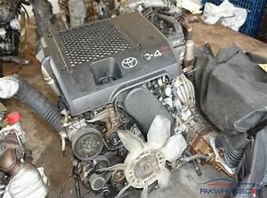 Prado  Vigo 1kd D4d Complete Engine With Mechanical For