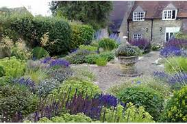 Herb Garden Design of Alice Bowe English Landscape Garden Design