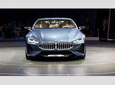 BMW 8 Series concept revealed photos CarAdvice