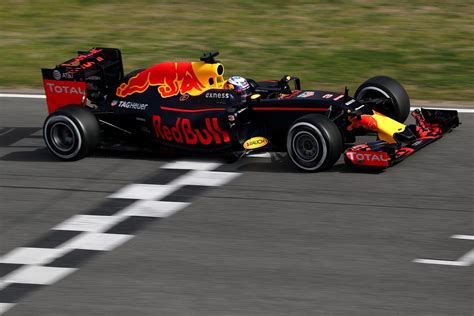 Red Bull Racing Rb12 Testing Video