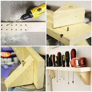 Idée Rangement Garage : 14 id es de rangements pratiques pour un garage impec ~ Melissatoandfro.com Idées de Décoration