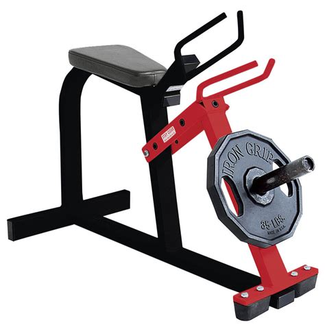 Hammer Strength Plate Loaded Gripper  Used Gym & Fitness