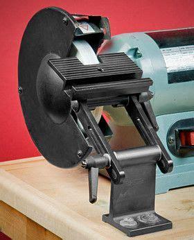 messer schleifen schleifbock werkzeugauflage f 252 r doppelschleifmaschinen veritas